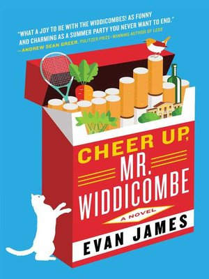cover image of Cheer Up, Mr. Widdicombe