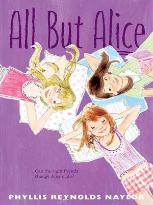 cover image of All But Alice