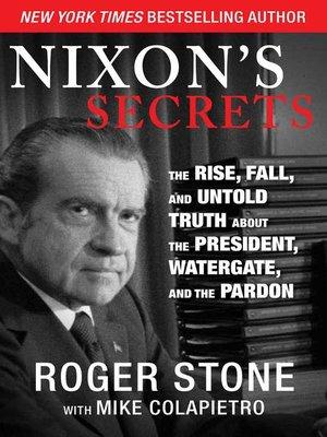 cover image of Nixon's Secrets