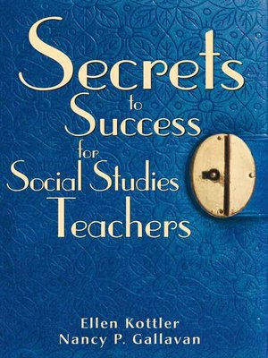 cover image of Secrets to Success for Social Studies Teachers