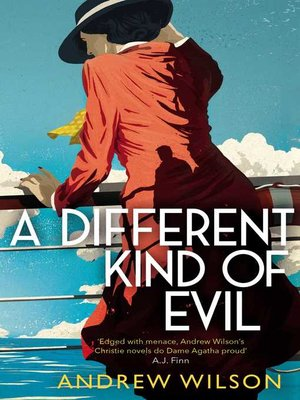 cover image of A Different Kind of Evil