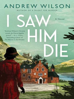 cover image of I Saw Him Die