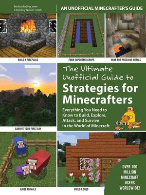 cover image of The Ultimate Unofficial Guide to Strategies for Minecrafters