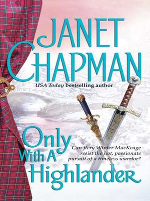 cover image of Only With a Highlander