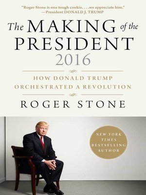 cover image of The Making of the President 2016