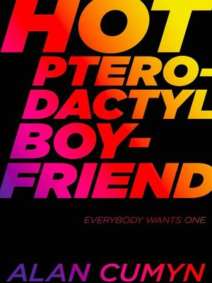 cover image of Hot Pterodactyl Boyfriend
