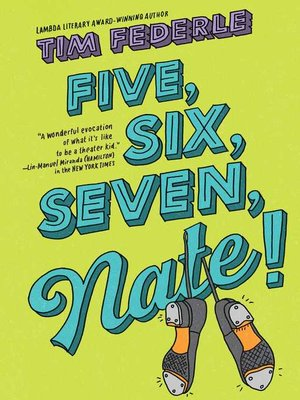cover image of Five, Six, Seven, Nate!