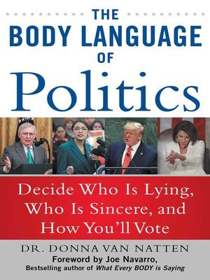 cover image of The Body Language of Politics