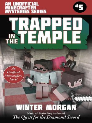 cover image of Trapped In the Temple