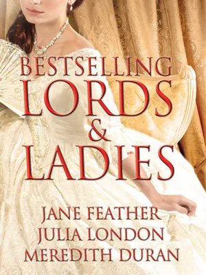 cover image of Bestselling Lords and Ladies
