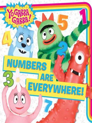 cover image of Numbers Are Everywhere!