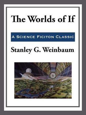 cover image of The World of If