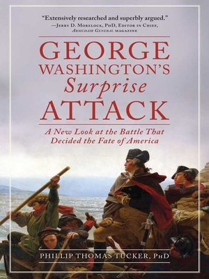 cover image of George Washington's Surprise Attack