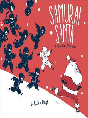 cover image of Samurai Santa