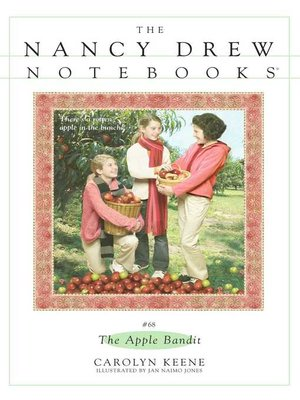 cover image of The Apple Bandit
