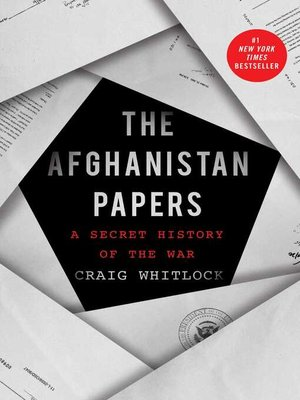 cover image of The Afghanistan Papers