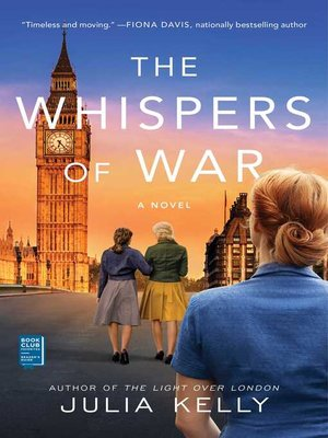 cover image of The Whispers of War