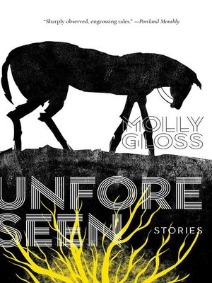 cover image of The Unforeseen