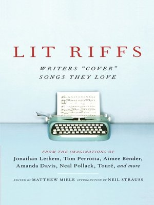cover image of Lit Riffs