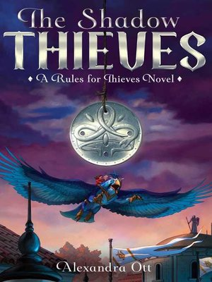 cover image of The Shadow Thieves