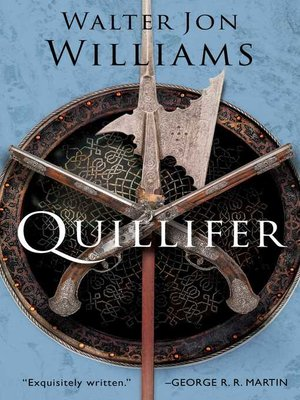 cover image of Quillifer