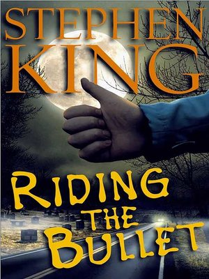 cover image of Riding the Bullet