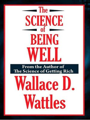 cover image of The Science of Being Well