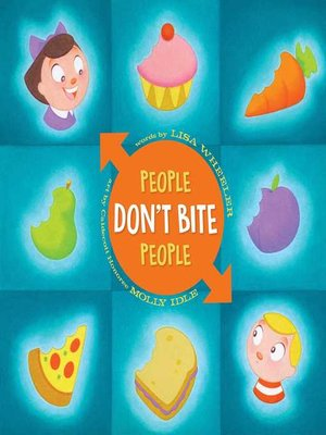 cover image of People Don't Bite People