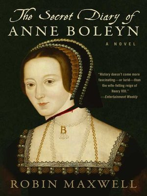 cover image of The Secret Diary of Anne Boleyn