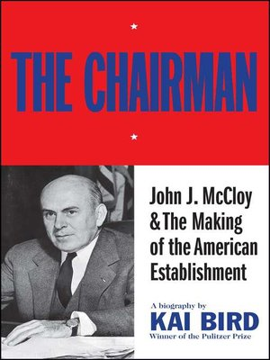 cover image of The Chairman