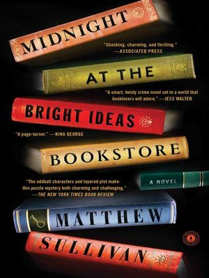 cover image of Midnight at the Bright Ideas Bookstore