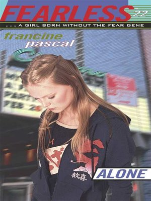 cover image of Alone