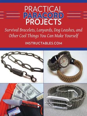 cover image of Practical Paracord Projects