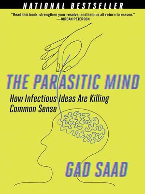 cover image of The Parasitic Mind