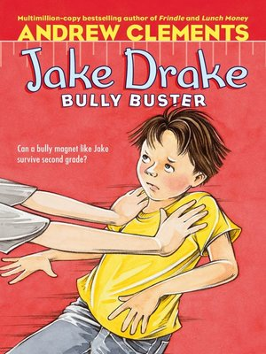 cover image of Jake Drake, Bully Buster