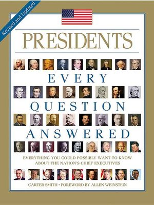 cover image of Presidents