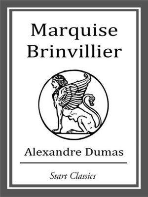 cover image of Marquise Brinvillier