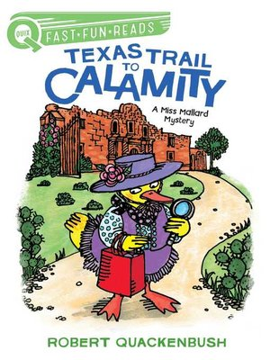 cover image of Texas Trail to Calamity