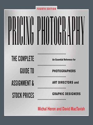 cover image of Pricing Photography