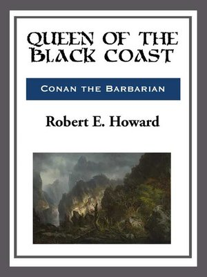 cover image of Queen of the Black Coast