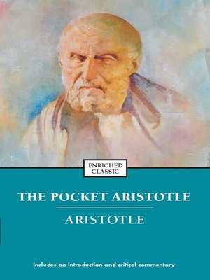 cover image of Pocket Aristotle