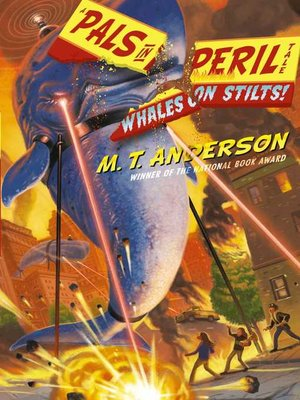 cover image of Whales on Stilts!