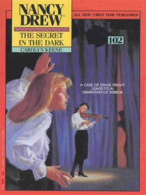 cover image of The Secret in the Dark