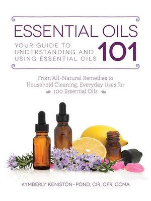 cover image of Essential Oils 101