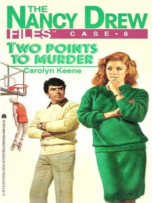 cover image of Two Points for Murder