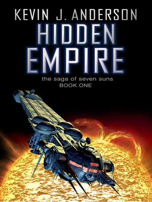 cover image of Hidden Empire