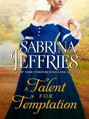 cover image of A Talent for Temptation