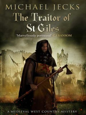 cover image of The Traitor of St. Giles