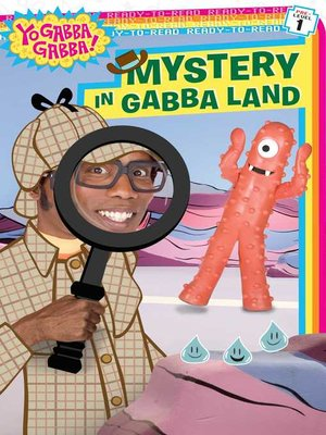 cover image of Mystery in Gabba Land