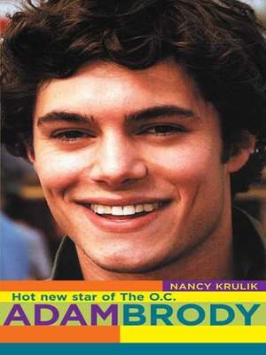 cover image of Adam Brody